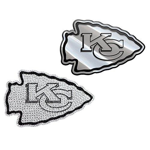 Team ProMark NFL Kansas City Chiefs His & Hers Emblem Kit