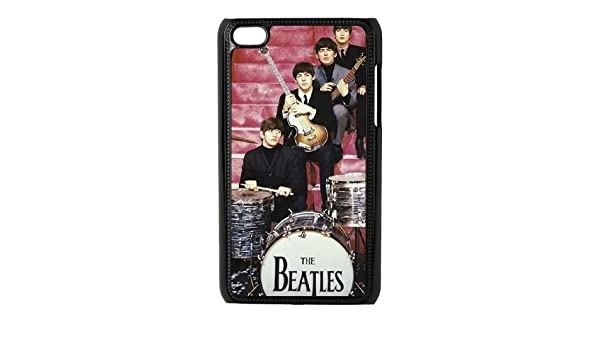 c76c8f6c5c8 WEUKK The Beatles iPod Touch 4 carcasa, funda personalizada para ipod Touch  4 de los Beatles, personalizado los Beatles Teléfono celular caso:  Amazon.es: ...