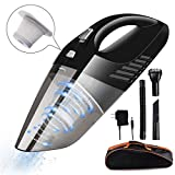 Handheld Cordless Vacuum Cleaner DC 12V 120W Car Vacuum Cleaner Wet/Dry Rechargeable H