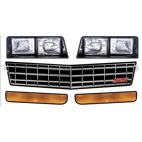 (G-Body Monte Carlo Stock Car Nose Piece Graphics)
