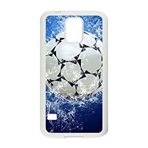 Ocean Football Custom Protective Hard Phone Cae For Samsung Galaxy S5