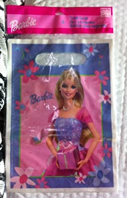 Barbie BNIP Princess - Treat Sacks (Loot Bags)