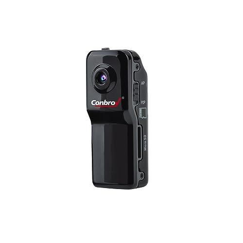 Conbrov WF81 Mini Portable Wifi IP Security Camera