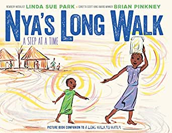 Nya's Long Walk: A Step at a Time - Kindle edition by Park, Linda ...