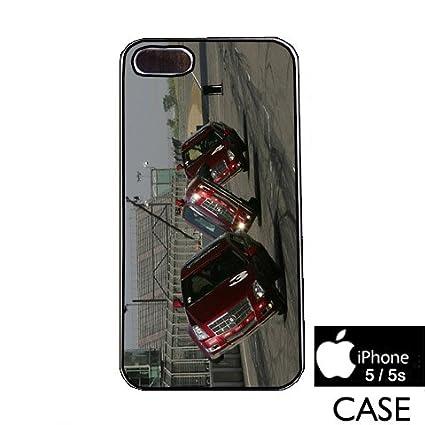 cadillac racing iphone case