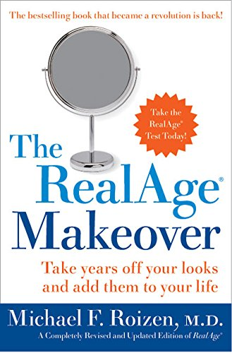 M To F Makeover (The RealAge Makeover: Take Years off Your Looks and Add Them to Your)