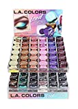 L.A. Colors Iced Pigment Powder Set (144 pcs)