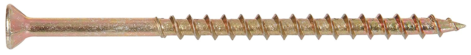 The Hillman Group 48258 8 X 2-Inch Square Drive Multipurpose Wood Screw 500-Pack