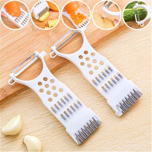 Multi - Functional Blade Home Kitchen Plastic Shell Vegetable Carrot Slicer Grater - Carrot Ravioli