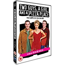 Two Guys, a Girl and a Pizza Place (Complete Season 1) - 2-DVD Set ( Two Guys and a Girl ) ( 2 Guys, a Girl & a Pizza Place - Complete Season One