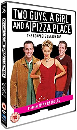 Two Guys A Girl And A Pizza Place Complete Season