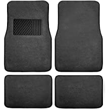 St. Patrick's Day Sale: FH GROUP F14403 Carpet Floor Mats with Heel Pad- Fit Most Car, Truck, Suv, or Van