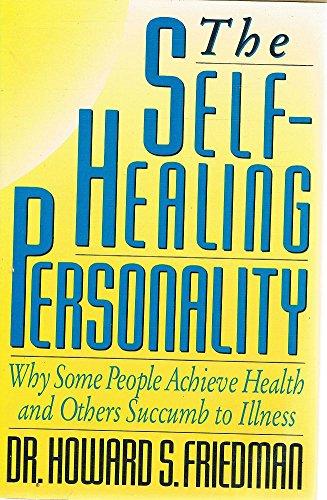 Self Healing Personality Achieve Succumb Illness product image