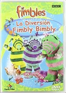 Fimbles 3 La Diversion Fimbly Bimbly [DVD]