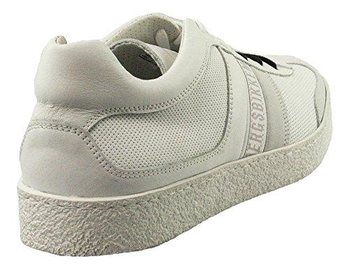 Sneaker Bikkembergs Bikkembergs Bianco Uomo Bianco Sneaker Uomo f8wTwIqS