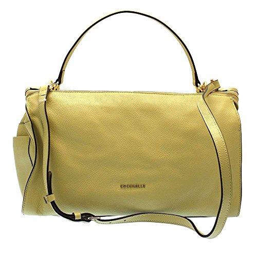 Coccinelle Atsuko hand bag yellow