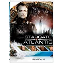 Stargate Atlantis: Season 2 (2010)