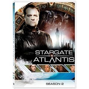 Stargate Atlantis: Season 2 (2010)