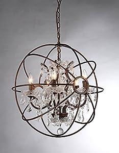 whse of tiffany rl8060b ii antique bronze chandelier - Tiffany Chandelier