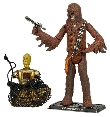 Star Wars - The Saga Collection - Basic Figure - Chewbacca Cloud City Esc