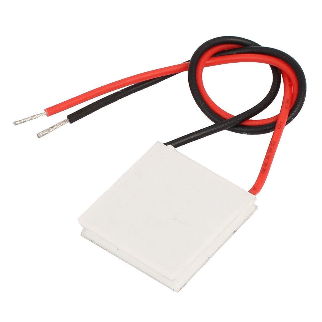Amazon.com: DealMux TES1-07125 8.4V 2.5A termoelétricos Módulo refrigerador refrigerar placa Peltier: Electronics
