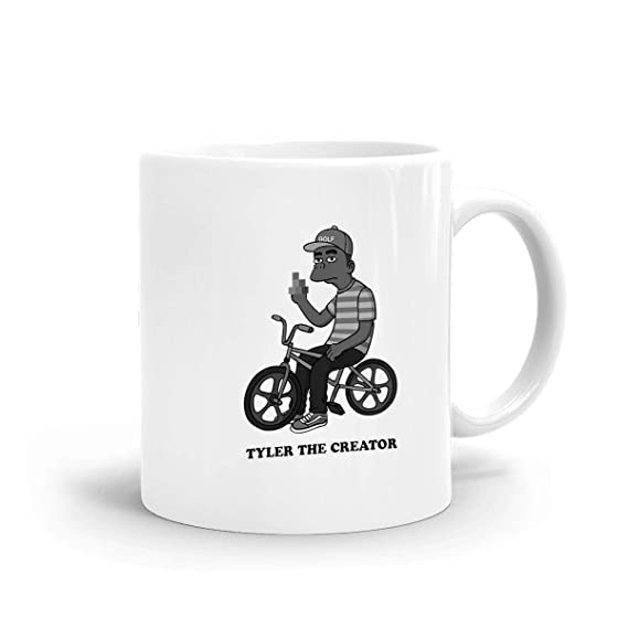 302393dd68e94 Amazon.com: Tyler The Creator Coffee Mug - 11 Oz Mug - Inspirational ...