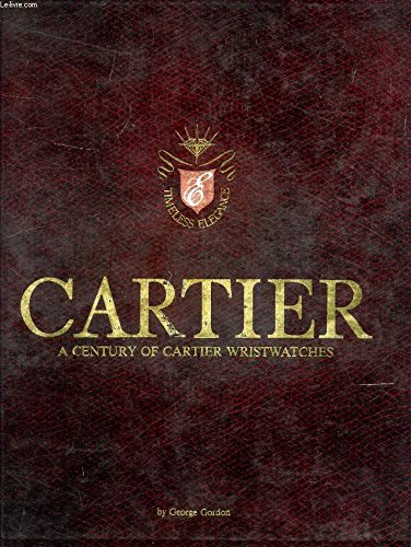 Price comparison product image Cartier: a century of Cartier wristwatches