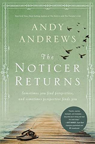 book cover of The Noticer Returns