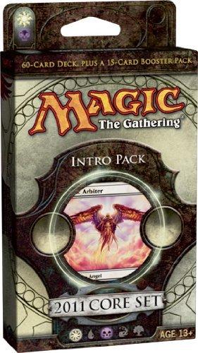 (Magic the Gathering- MTG: 2011 Core Set M11 - Theme Deck - Intro Pack 1 - Bla...)