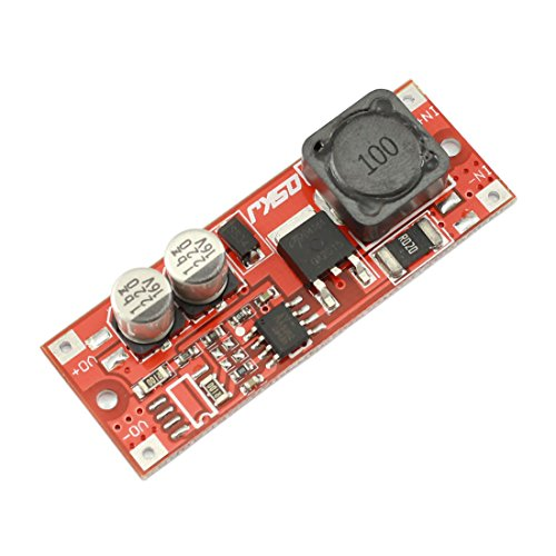 Ailavi DC-DC Boost Converter 3V-12V To 12V Fixed Voltage Step-Up Mobile Power Supply Module 12W (Dc Dc Boost Converter 5v To 12v)