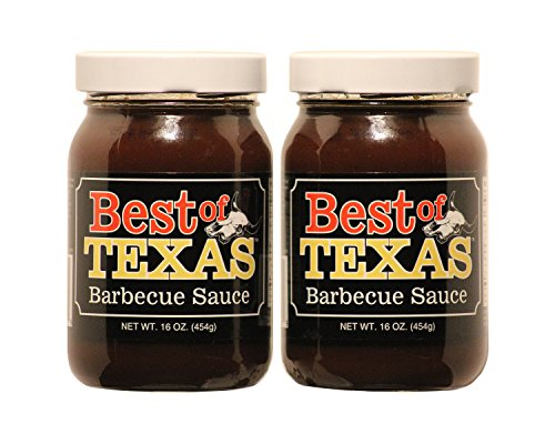 Best Of Texas BBQ Sauce - Brand Best Sauce Bbq