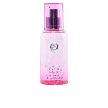 32cf8a019bc Amazon.com   Victoria s Secret Bombshell Body Mist 2.5oz Travel Size   Bath  And Shower Spray Fragrances   Beauty
