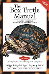 The Box Turtle Manual (Advanced Vivarium Systems)