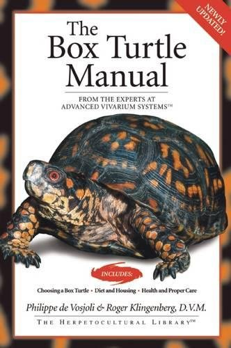 (The Box Turtle Manual (Herpetocultual Library))