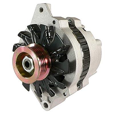 DB Electrical ADR0119 New Alternator For Chevy Gmc 4.3L 4.3 V6 5.7L 5.7 V8 105 Amp 87 88 89 90 91 92 93 94 95 1987 1988 1989 1990 1991 1992 1993 1994 Chevy Blazer Suburban Pickup Truck 87 88 P Van: Automotive