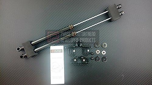 P2M Nissan R35 GTR Carbon Hood Damper (Carbon Damper)