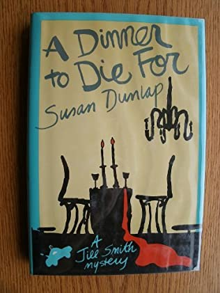 book cover of A Dinner to Die for