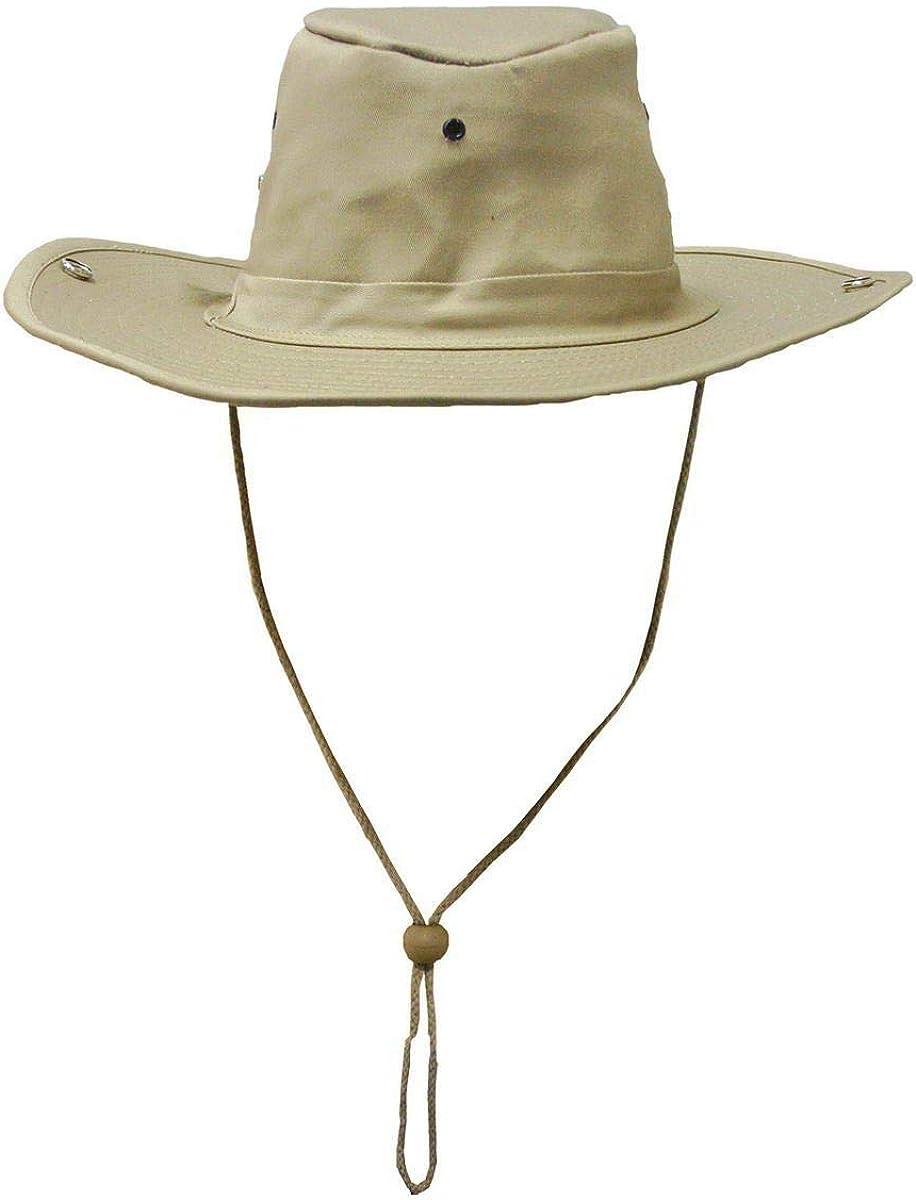 Mil-Tec Busch Cappello M Pulsante Nero
