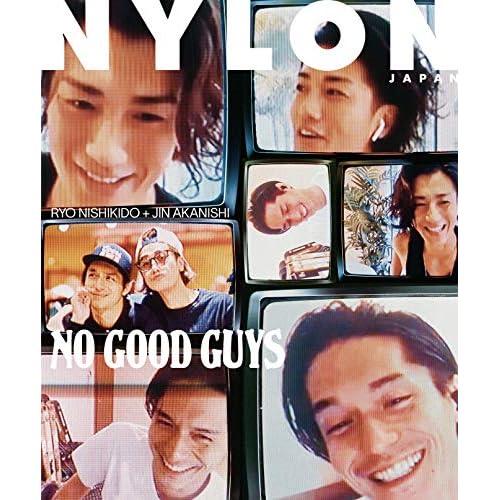 NYLON JAPAN 2020年7月号 特別版 表紙画像