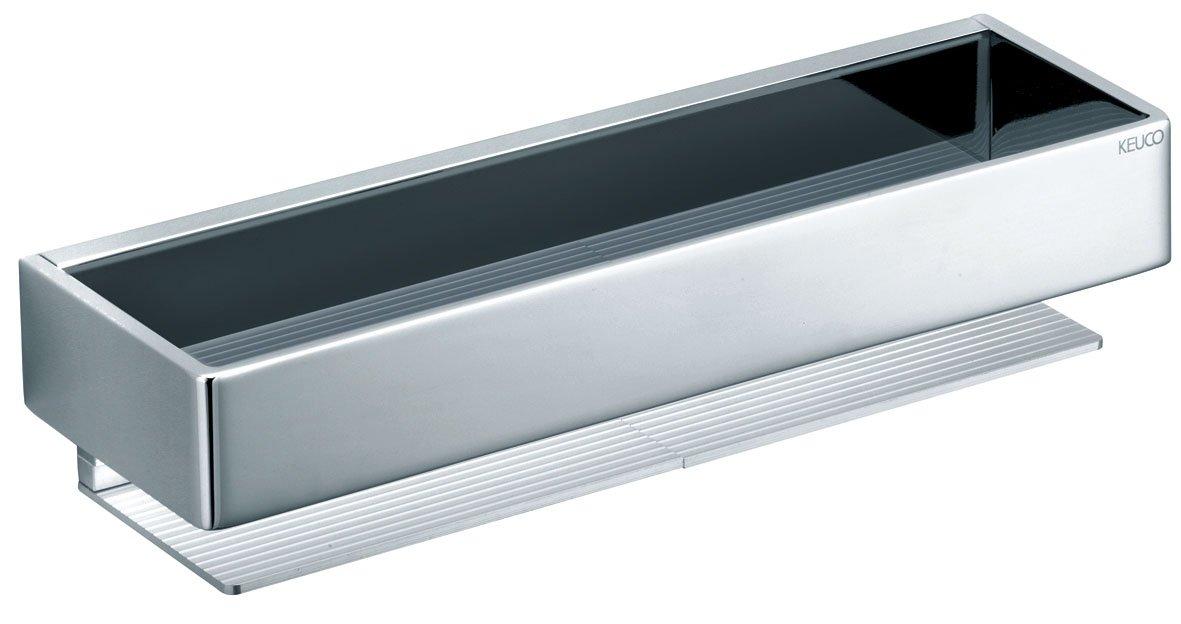 Keuco 11158010000 Edition 11 - Ripiano per la doccia cromato, 300 cm