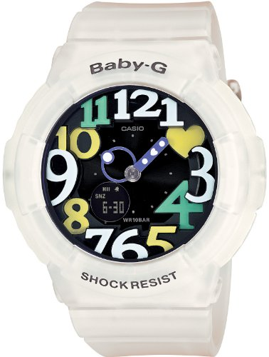 Casio Baby-G Jelly Marine Series Ladies Watch BGA-131-7B4JF (Japan (Casio Baby G-shock Resist)