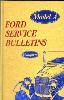model a ford service bulletins - 1
