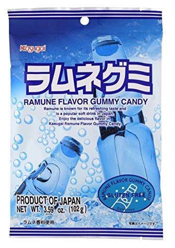 Kasugai Ramune Gummy Candy 3.59oz