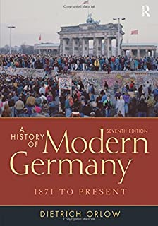 Amazon a history of modern germany since 1815 9780520240490 a history of modern germany 1871 to present fandeluxe Choice Image
