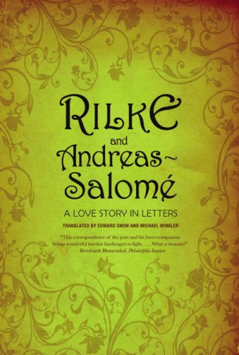 Rilke and Andreas-Salomé: A Love Story in Letters PDF