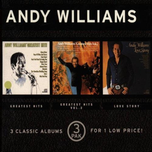 Andy Williams - Greatest Hits/Greatest Hits Vol. 2/Love Story by Sony