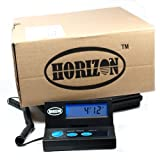 Horizon HPS-110 110 lbs by 0.1 oz digital postal scale