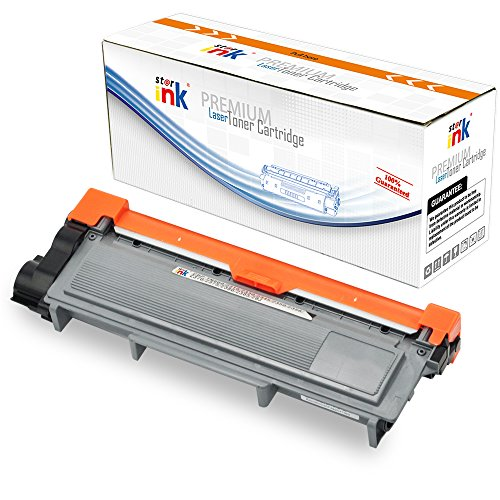 Starink 1 Pack Brother TN660 TN 660 Black Toner Cartridge Compatible with Brother HL-L2340DW DCP-L2540DW MFC-L2700DW MFC-L2740DW Laserjet Printer (High Yield,1 Toner)