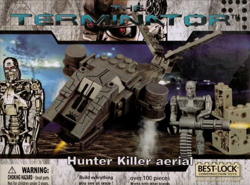 Best Lock the Terminator: Hunter Killer