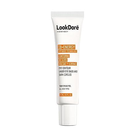 Lookdoré IB+Energy Contorno de Ojos Bolsas y Ojeras, 15 ml